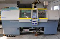 Plastics Injection Molding Machine BATTENFELD BA 600 CDC