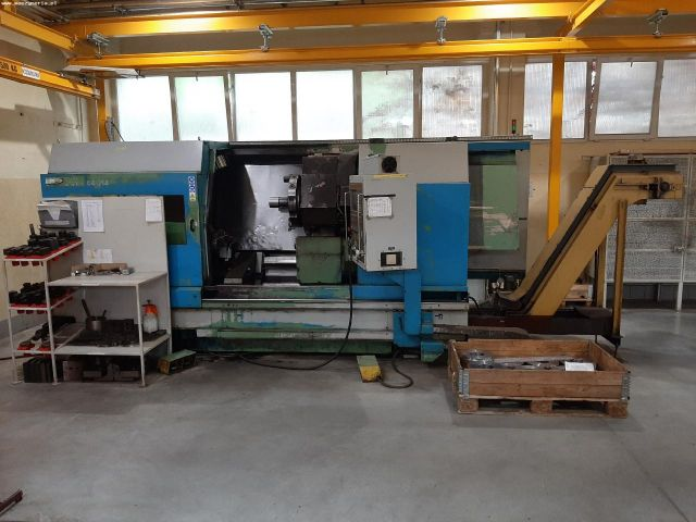 CNC-Drehmaschine NILES DFS2/3 1991