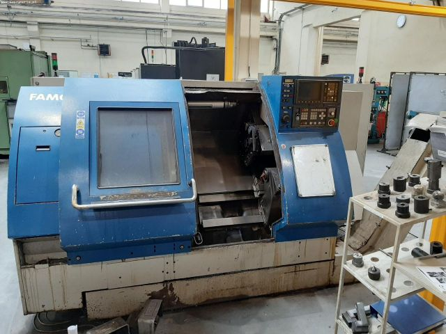 Torno CNC FAMOT 400 1997