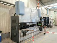 CNC hydraulický ohraňovací lis Safan H-BRAKE 170-4100 TS 1 2005-Fotografie 3