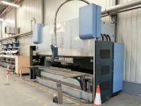 CNC hydraulický ohraňovací lis Safan H-BRAKE 170-4100 TS 1 2005-Fotografie 4