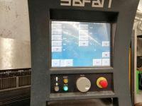 CNC hydraulický ohraňovací lis Safan H-BRAKE 170-4100 TS 1 2005-Fotografie 6