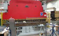 CNC hydraulický ohraňovací lis EHT EHPS 11-35 1991-Fotografie 3