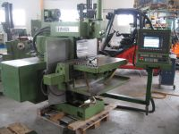 CNC Fräsmaschine MIKRON WF 3 DCM
