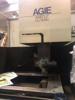 Wire Electrical Discharge Machine AGIE AGIECUT CLASSIC 3