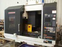 Centro de mecanizado vertical CNC MORI SEIKI Dura Vertikal 5100 2008-Foto 2