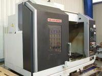 Centro de mecanizado vertical CNC MORI SEIKI Dura Vertikal 5100 2008-Foto 3