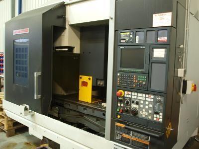 Centro de mecanizado vertical CNC MORI SEIKI Dura Vertikal 5100 2008