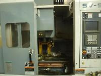 CNC Vertical Machining Center MORI SEIKI SV 50 / 40 1997-Photo 2