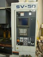CNC Vertical Machining Center MORI SEIKI SV 50 / 40 1997-Photo 3