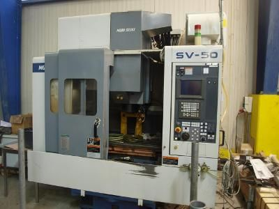 CNC Vertical Machining Center MORI SEIKI SV 50 / 40 1997