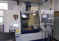 CNC függőleges megmunkáló központ YCM FV102