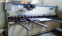 Cisaille guillotine hydraulique NC LVD HST-E 31/6