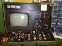 Centrum frezarskie pionowe CNC MIKRON WF 71 D 1990-Zdjęcie 3