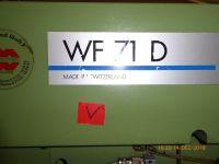 Centrum frezarskie pionowe CNC MIKRON WF 71 D 1990-Zdjęcie 4