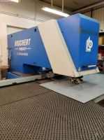 Punching Machine BOSCHERT COMPACT 1000 X 2000 ROTATION REVOTOOL