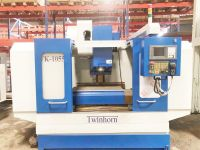 CNC Vertical Machining Center 0943 TWINHORN TAIWAN VK: 1055 2005-Photo 2