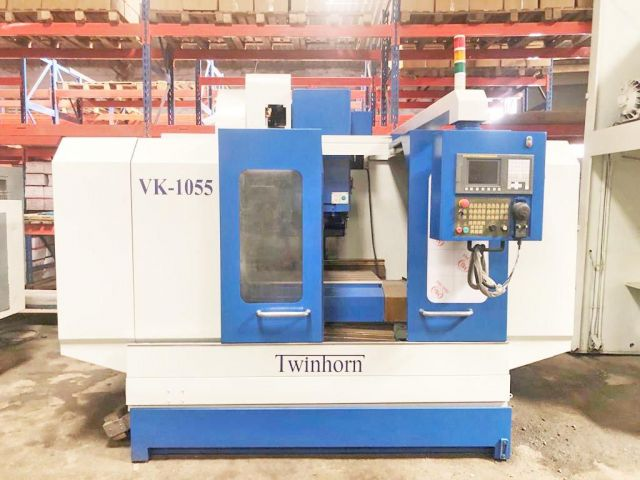 CNC Vertical Machining Center 0943 TWINHORN TAIWAN VK: 1055 2005