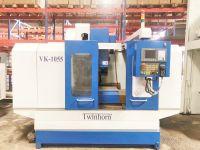 Centro de mecanizado vertical CNC 0943 TWINHORN TAIWAN VK: 1055 2005-Foto 3