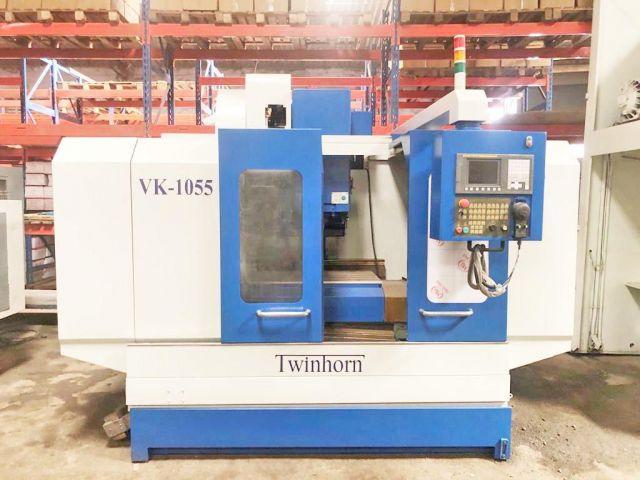 CNC vertikal fleroperationsmaskin 0943 TWINHORN TAIWAN VK: 1055 2005