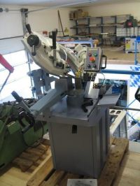 Band Saw Machine PWA HBS 275