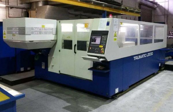 2D Laser TRUMPF TC L 3030 2006