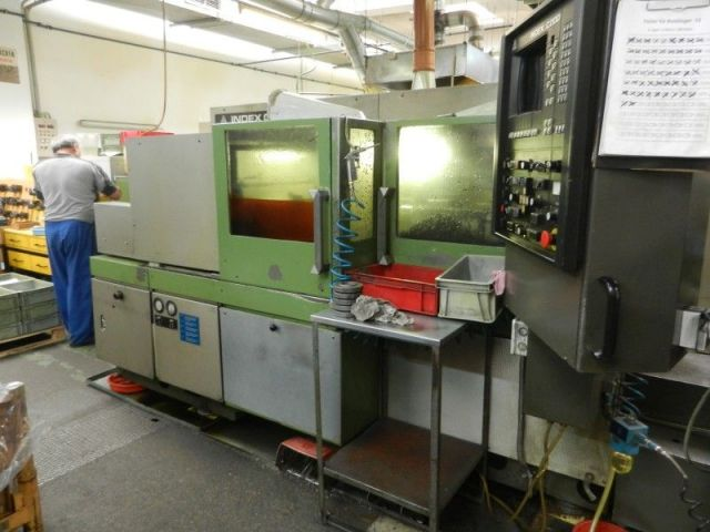 CNC-Drehmaschine INDEX GS 65 1990