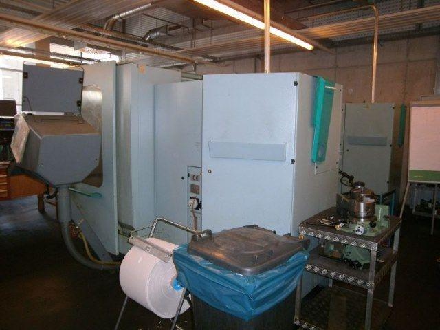 CNC Fräsmaschine DECKEL MAHO FP 3-50 1995