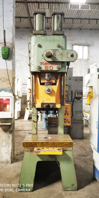 Eccentric Press 0970 AMADA JAPAN TP-80 2000