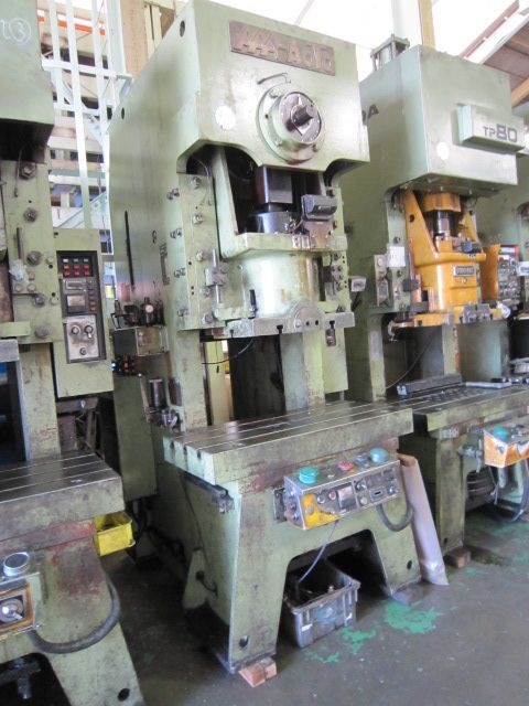 Eccentric Press 0952 AAA AUTO JAPAN ACI-8N 2001