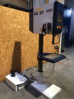 Box Column Drilling Machine ALZMETALL AC 25 2001-Photo 3