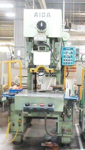 Eccentric Press 0992 AIDA JAPAN CI-4(2) 2001