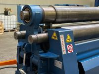 3 Roll Plate Bending Machine FACCIN HEL 3134 2009-Photo 4