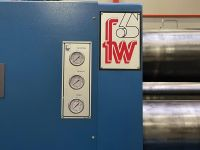3 Roll Plate Bending Machine FACCIN HEL 3134 2009-Photo 6