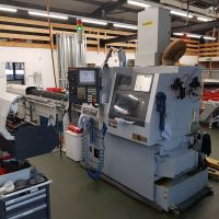 Automatische CNC draaibank TSUGAMI BS12S-V