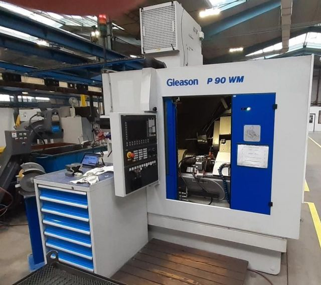 CNC Fräsmaschine GLEASON P90WM 2009