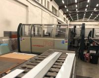 Zaginarka do blachy CNC SALVAGNINI P4 - 1916