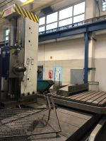 Horizontal Boring Machine TOS WHQ 13.8 CNC