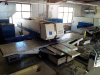 Punching Machine with Laser TRUMPF TRUMATIC 600