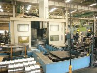 CNC Vertikal-Drehmaschine MAZAK A-16 M/C 1985-Bild 3
