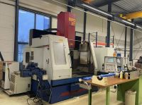 CNC Vertical Machining Center  DEPOJET 8