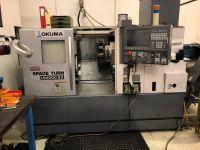 CNC Lathe OKUMA LB 2000 EX