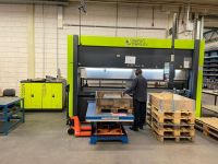 CNC Servo Press Brake Safan E BRAKE 100 - 3100