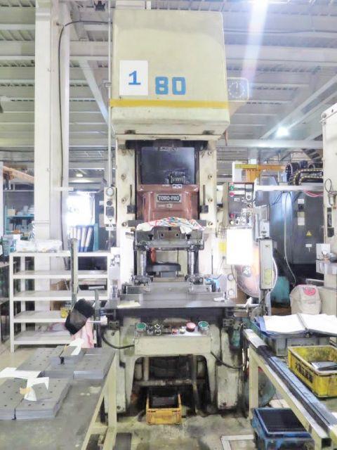 Eccentric Press 1001 AMADA JAPAN TP-80C-X2 2001