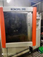 Elektroerozivní drátová řezačka CHARMILLES ROBOFIL 390