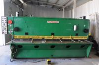 NC Hydraulic Guillotine Shear FPA Warszawa-Włochy NGH-6