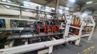 Sheet Metal Profiling Line  800x1500 mm