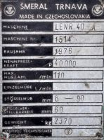Eccentric Press LENR 40 A 1976-Photo 14
