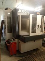 CNC Horizontal Machining Center ENSHU JE 60S