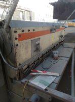 Nożyce gilotynowe hydrauliczne DONEWELL 2500/4